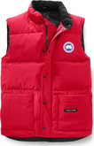 Canada Goose - M FREESTYLE CREW VEST RED