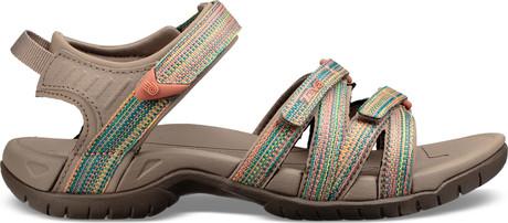 Tirra Taupe Multi Quarks Shoes