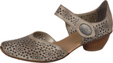 Stylish Rieker's Beige Perf Sandals for Summer Season
