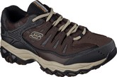Skechers - AFTERBURN MFIT BROWN