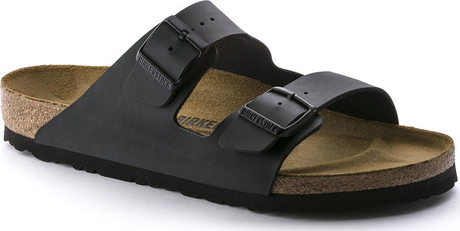 Birkenstock - ARIZONA BLACK BIRK NORMAL