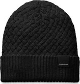 Canada Goose - LADIES BASKET STICH TOQUE BLAC