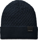 Canada Goose - LADIES BASKET STICH TOQUE NAVY