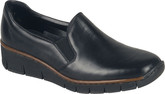 Rieker - CRISTALLINO BLACK SHOE SMOOTH