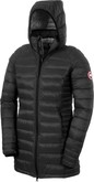 Canada Goose - W BROOKVALE COAT BLACKGRAPHITE