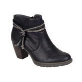 Rieker - ANKLE BOOT BLACK