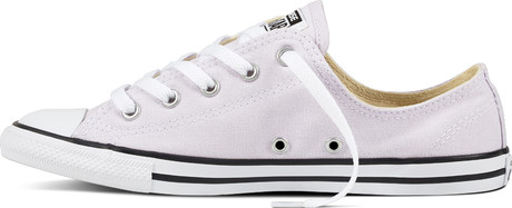 b3c67baf0a36 CHUCK TAYLOR ALL-STAR DAINTY OX BARELY GRAPE WHITE - Quarks Shoes