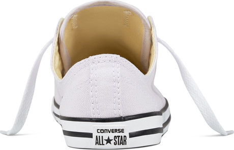 e85bb318c46b Converse - CHUCK TAYLOR ALL-STAR DAINTY OX BARELY GRAPE WHITE. Created in  1917 as a non-skid basketball shoe