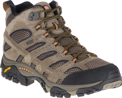 Merrell - MOAB 2 MID WATERPROOF WALNUT