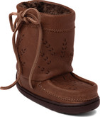 Waterproof Gatherer Leather Winter Boots by Manitobah Mukluks