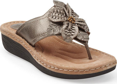 17863e5b739d Clarks - LATIN PALM PLATINUM. The perfect summer ...