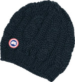 Canada Goose - W CHUNKY CABLE KNIT BEANIE