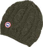 Canada Goose - LADIES CHUNKY CABLE KNIT BEANI