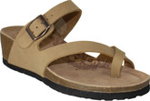 Quarks - WEDGE CRISS CROSS TAN