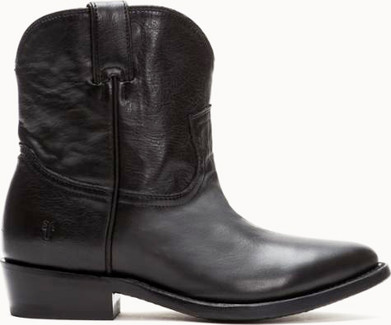 Frye - BILLY SHORT BLACK