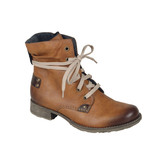 Rieker - TAN LACE UP BOOT