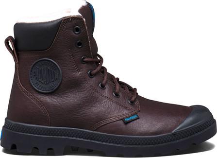 71c22c13a92 Palladium Boots - Pampa Sport Cuff Wps Chocolate Men's Boot at Quarks