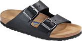 Birkenstock - ARIZONA BLACK OILED NARROW
