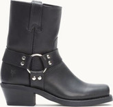 Frye - HARNESS 8R BLACK