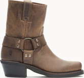 Frye - HARNESS 8R BROWN