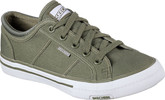 Utopia Get Low Sneakers by Skechers in Olive