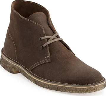 DESERT BOOT TAUPE SUEDE - Quarks Shoes