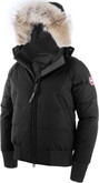 Canada Goose Women's Savona Bomber Jacket in Black