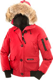 Canada Goose - CHILLIWACK PARKA RED