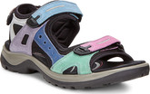 Ecco's Yucatan Trail Multi Color Sandals