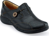 Clarks Unloop Lightweight Comfortable Black Shoes