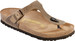 Shop for Birkenstock Gizeh Tobacco Oiled Leather Sandals Online