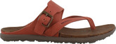 Merrell - AT LUXE BUCKLE THONG REDWOOD