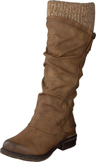 Tall Tan Boot Quarks Shoes