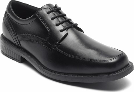 Rockport - APRON TOE BLACK
