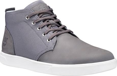 GROVETON CHUKKA MEDIUM GREY - Quarks Shoes