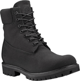 Timberland - 6IN PREMIUM FABRIC BLACK