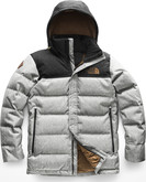 The North Face - M NUPTSE RIDGE PARKA GREY