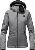 The North Face - W APEX ELEVATION JACKET GREY
