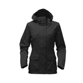 W WYNES QUAD PKT JACKET TNF BL