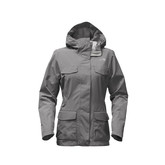W WYNES QUAD PKT JACKET GREY