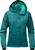 The North Face - W RESOLVE 2 JACKET PORCELAIN G