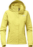 The North Face - W RESOLVE 2 JACKET STINGER YEL