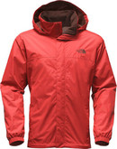 The North Face - M RESOLVE 2 JACKET CARDINALRED