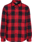 The North Face - M HIKE IN SHIRT RED