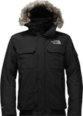 The North Face - GOTHAM JACKET III TNF BLACK