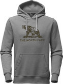 The North Face - M WOODCUT PULLOVER HOODIE