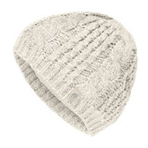 The North Face - CABLE MINNA BEANIE VINTAGE WHI