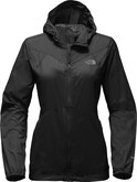 The North Face - W FLYWEIGHT HOODIE TNF BLACK