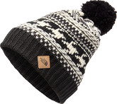 The North Face - FAIR ISLE BEANIE WEATHERED BLK