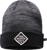 The North Face - NORDEN BEANIE TNF BLACK GREY